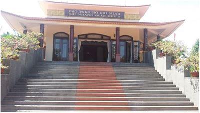 Bảo tàng Hồ Chí Minh-chi nhánh Quân khu 5